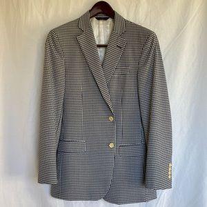 Men's Brooks Brothers Gingham Sport Coat